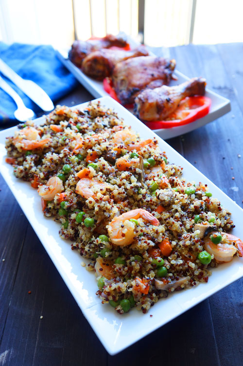 quinoa - recipe - how - perfect - 9jafoodie
