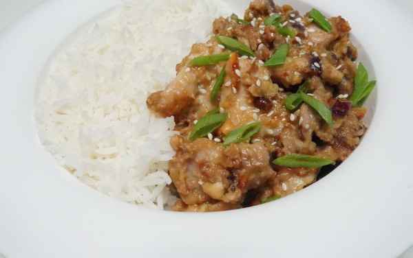Peanut - recipe - Chicken - 9jafoodie