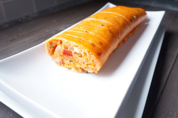 Moinmoin - moimoi- Nigerian - food - breakfast - recipe - Naijafoodie - 9jafoodie - beans - ewa - oloyin - drum - cowpeas - breakfast - puree - omelette