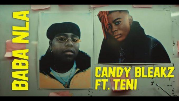 Candy Bleakz Teni Baba Nla