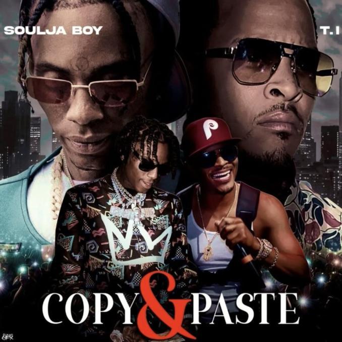 Soulja Boy Copy Paste ft. T.I.