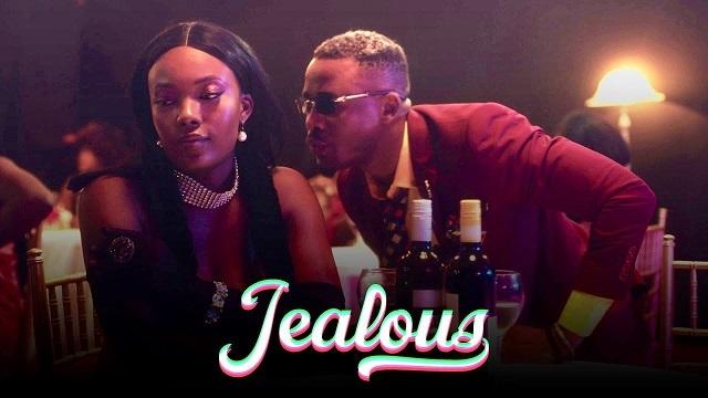 Alikiba – Jealous ft. Mayorkun Video