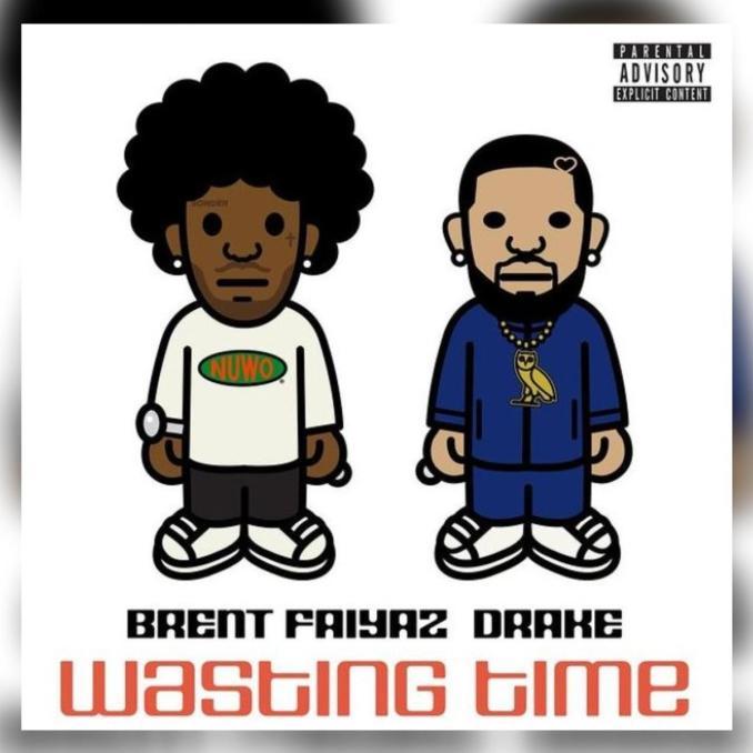 Brent Faiyaz Wasting Time ft. Drake