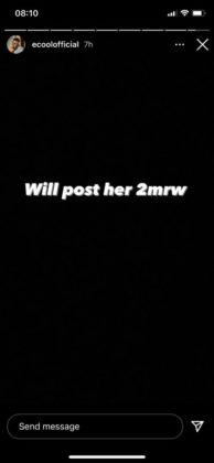 ECool New Baby Girl Wife Photo Instagram Stories 4