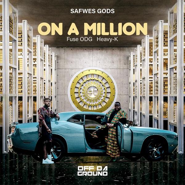 Fuse ODG ft. Heavy K – On A Million