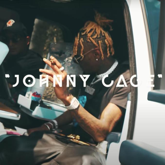 Soulja Boy Johnny Cage