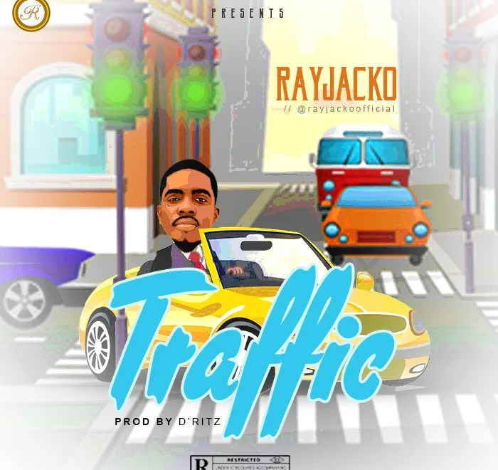 Download Rayjacko - Traffic (Freestyle) prod by Dritz