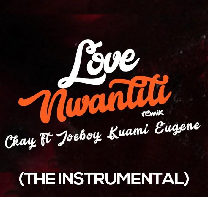 "CKay – ""Love Nwantiti"" [Instrumental]"