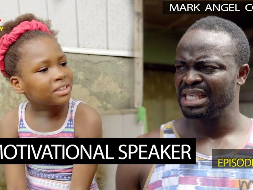 [Comedy] Motivational Speaker (Mark Angel) (Episode 263)