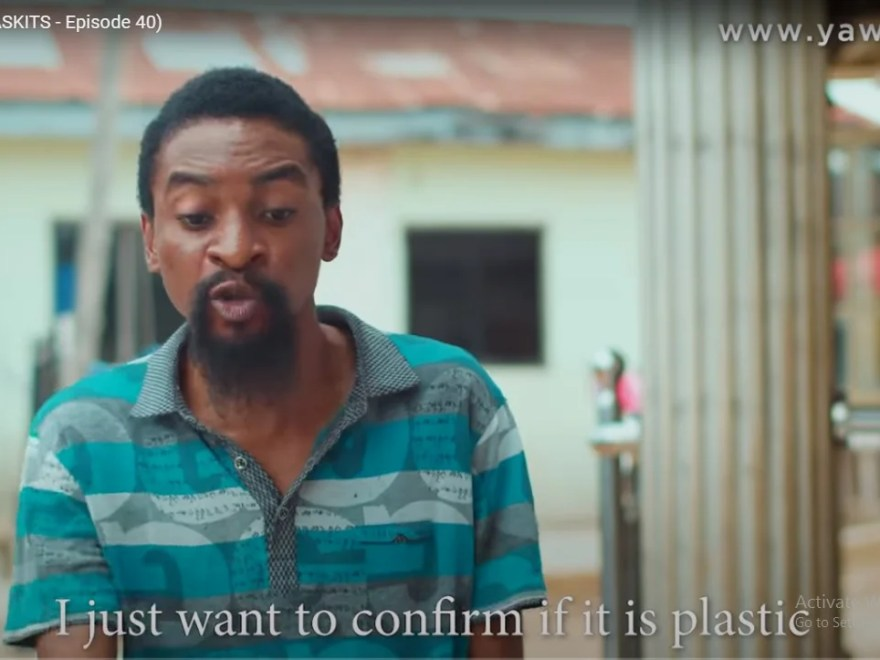 YAWA SKITS: Bad Market (Episode 40). Video Download