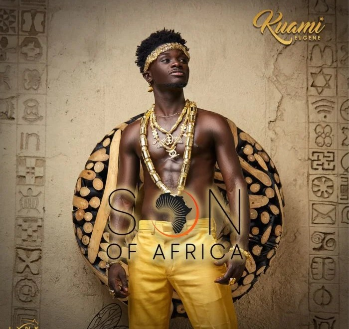 Album Kuami Eugene Son Of Africa Audio Download
