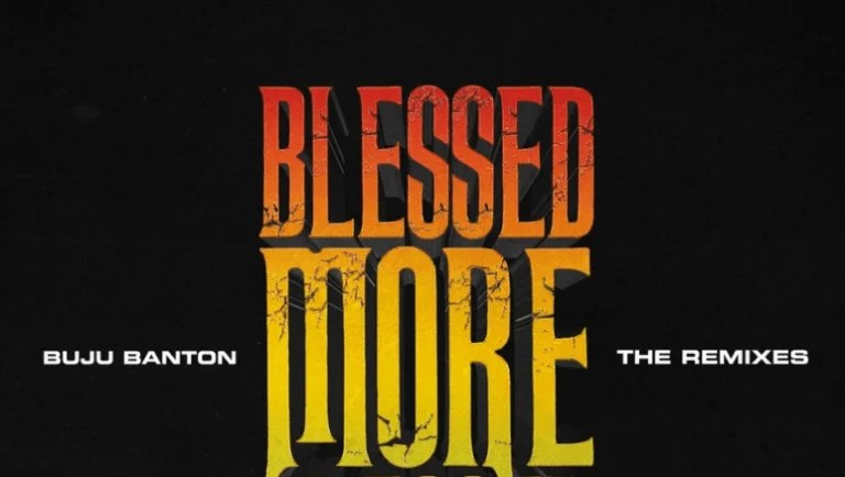 Buju Banton ft Patoranking – Blessed More Blessed Remix