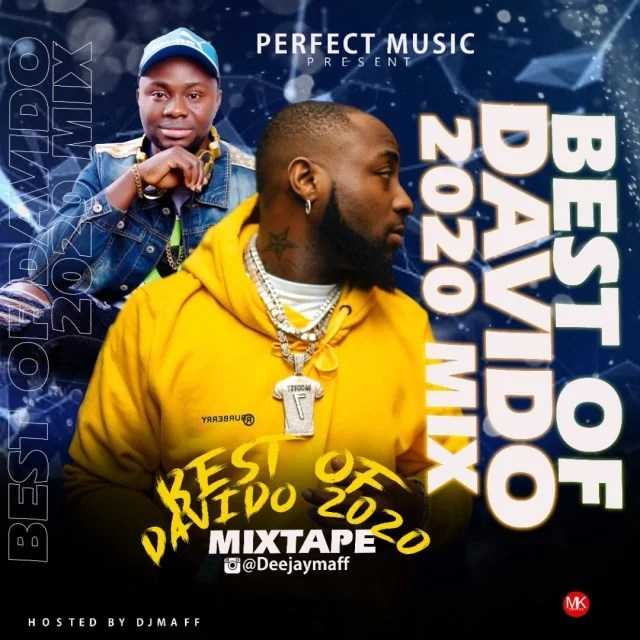 DJ Maff – Best Of Davido 2020 Mix Download