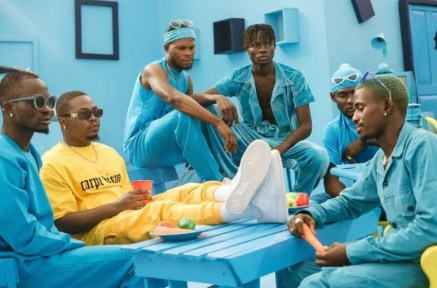 Olamide – Green Light free mp3 download