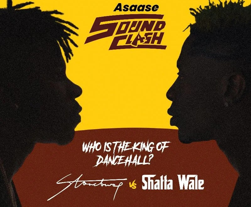 Ghana Stands Still For the Battle of Dancehall Supremacy in Asaase Soundclash