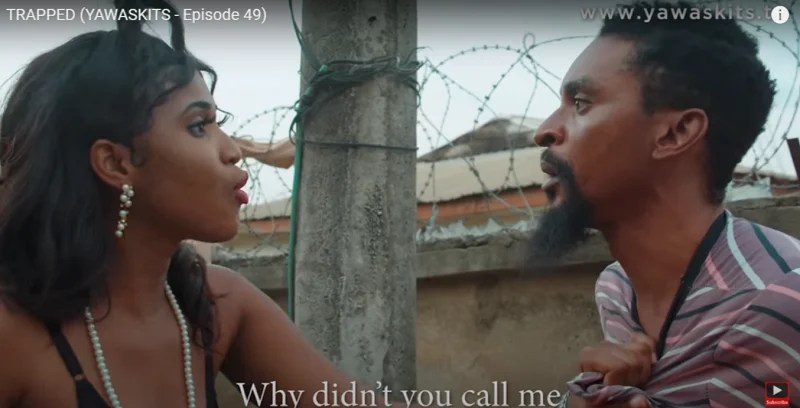 Yawa Skit - Trapped Complete Episodes Free Mp4 Download