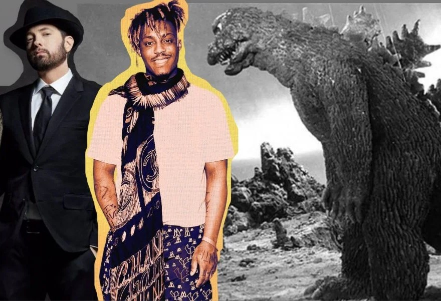 Eminem Featuring Juice WRLD - Godzilla Free Mp3 Download