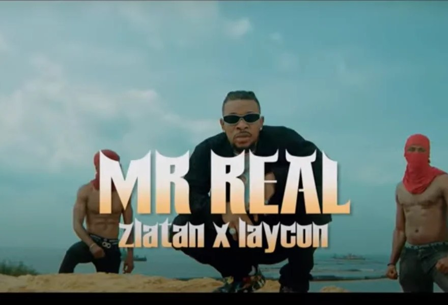 Mp4 Mr Real – Baba Fela (Remix) ft. Laycon & Zlatan