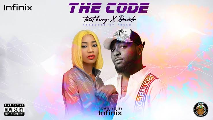 Twist Berry Ft DaVido – The Code Free Mp3 Download