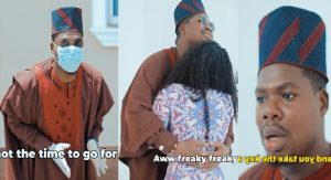 Comedy Video: Mr Macaroni – Lock Down Everywhere