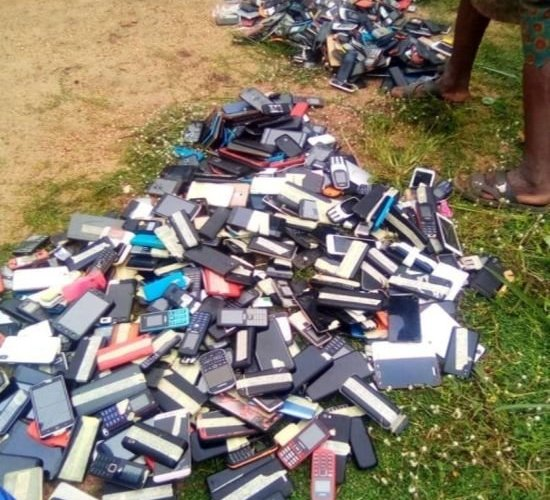 Ibadan Poly Burned Down All Phones Seized During Exams