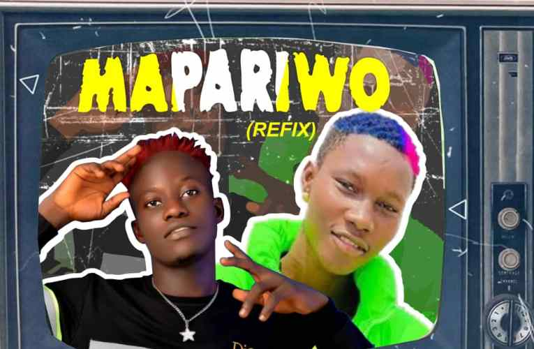 [Music+Lyrics Video] Tee Smart X Zinoleesky – Mapariwo (Refix) Prod. By Jaytunes