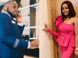 [Gist] : Davido Says His Fiancee Chioma Tests Positive For Coronavirus