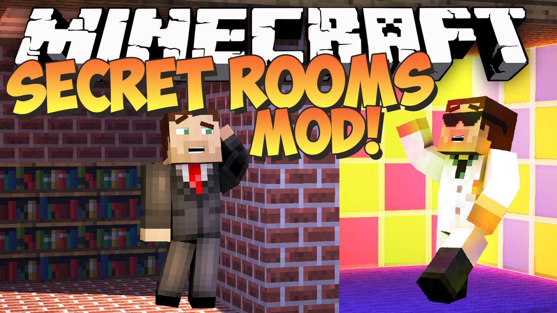 Secret Rooms Mod 1 14 4 1 12 2 Discover Trayaurus Secrets