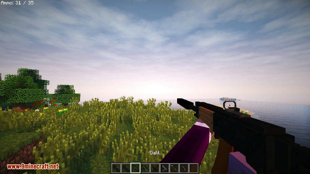 Drop a like and subscribe for. Stefinus 3D Guns Mod 1.7.10 (Machine Guns, RPGs, Silencer