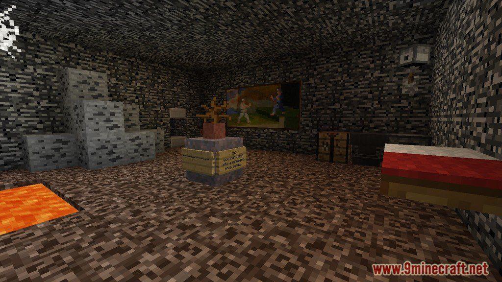 Bedrock Prison Escape Map 11221112 For Minecraft