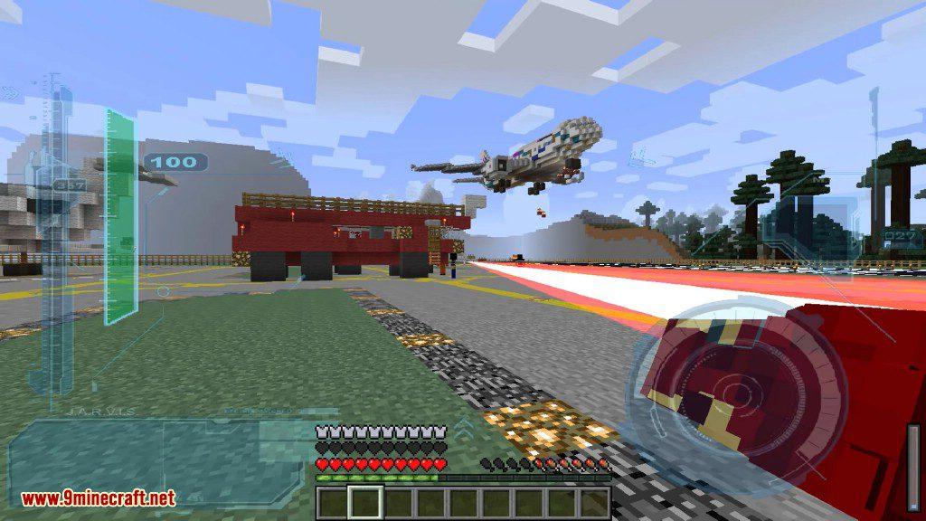 Daredevil Minecraft Mod