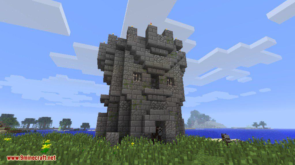 Windows Layout 10 Skin Minecraft