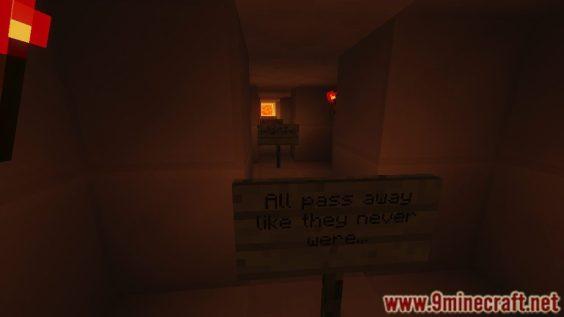 Mapa Depressão, Medo, Terror, Mania Para Minecraft 1.12.2 e 1.11.2