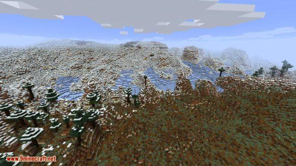 Realistic World Gen Mods for Minecraft |