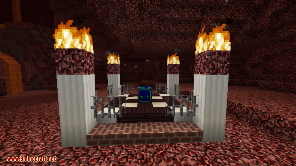 Minecraft End Portal Frame
