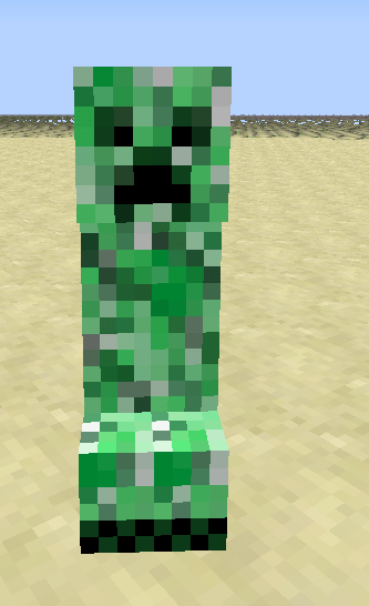 Elemental Creepers Redux Mod Features 16