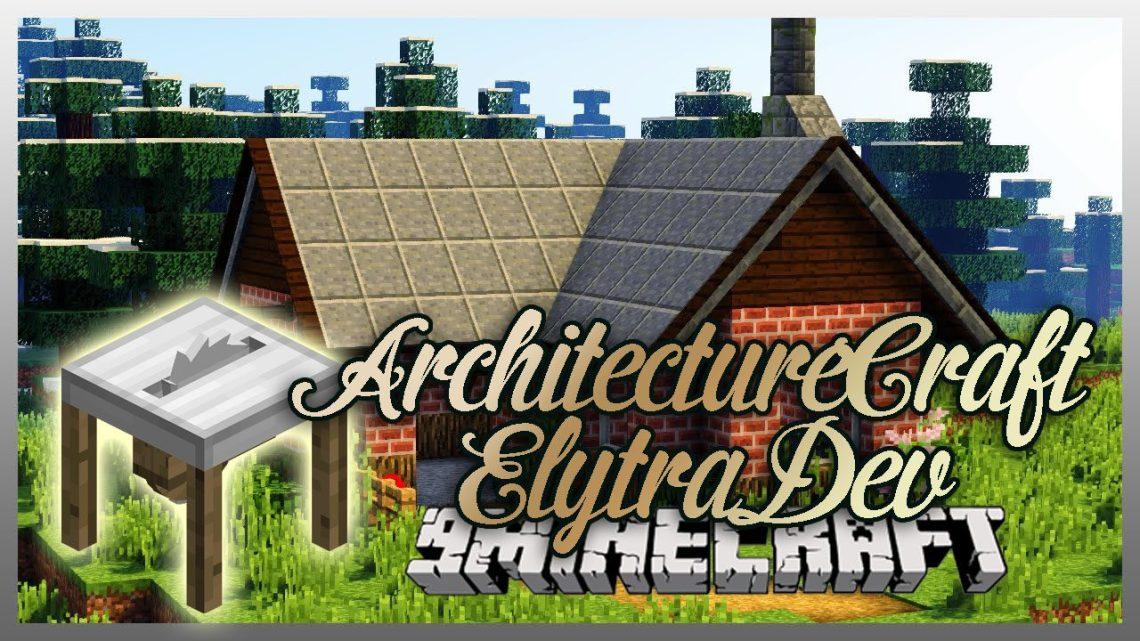Architecturecraft Elytradev Mod 1 12 2 Distinguished Architectural Features 9minecraft Net