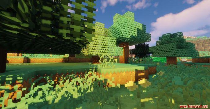PastelCraft Resource Pack Screenshots 1