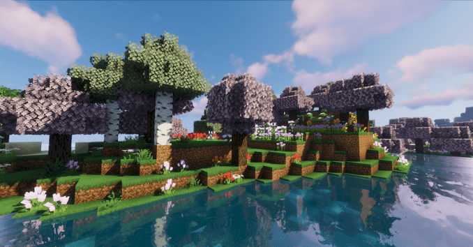 Caelesti Resource Pack Screenshots 2