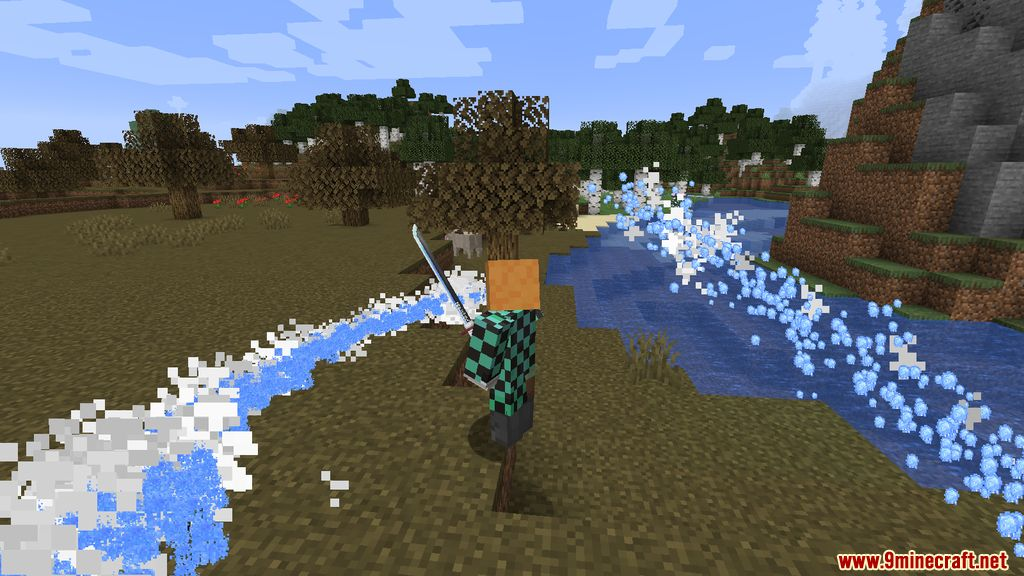 Mcmmo roleplay modded server, that includes a bunch of loved mods, with a newly popular kimetsu no yaiba mod, that brings the demon. Kimetsu No Yaiba Mod 1 16 5 Demon Slayer Japan Author Version 9minecraft Net