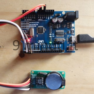 Arduino e il modulo MH Real Time Clock Modules 2 DS1302
