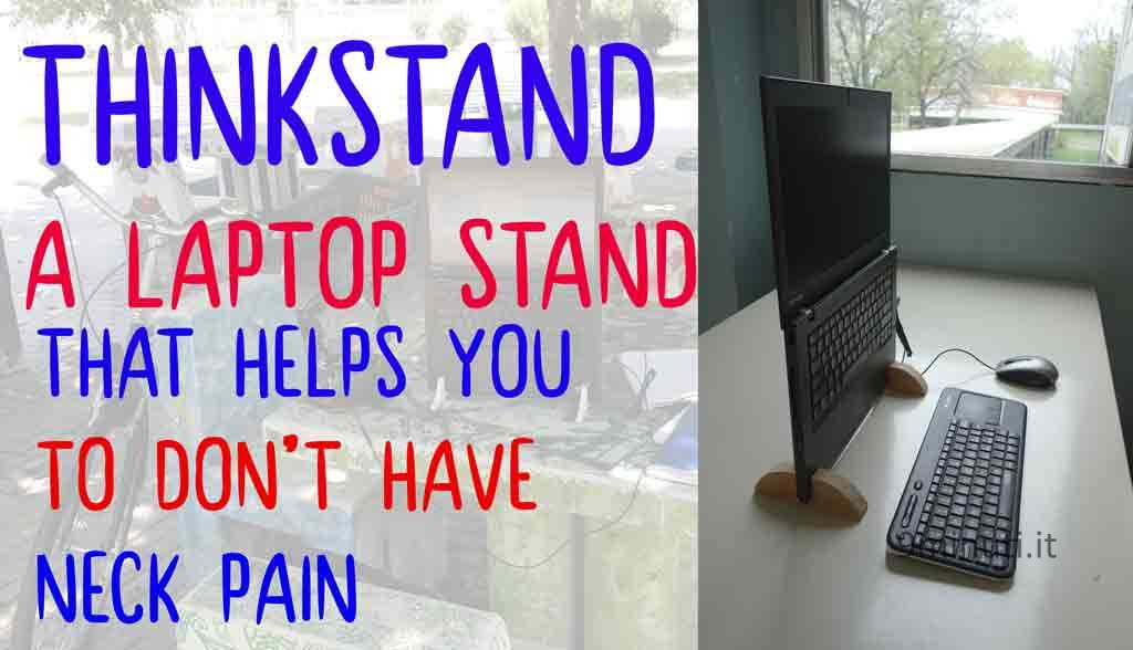 ThinkStand vertical stand for laptop cover 1024