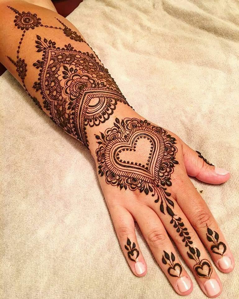 Mehndi Henna 3