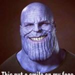Thanos loves Hela