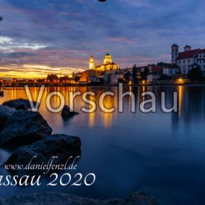 Ein wunderbares Geschenk aus der Dreiflüssestadt Passau.