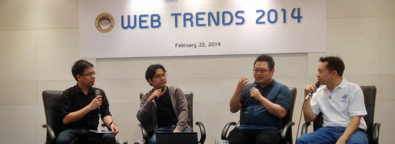 Webpresso: Web Trend 2014 1