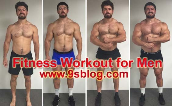 fitness workout for men