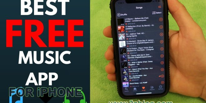 Top 7 Free Music Apps for iPhone in 2018 For Music Enthusiasts