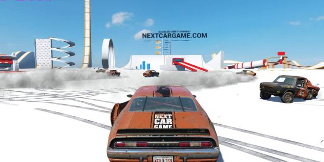 Next Car Game Wreckfest Get Full Contact Breaking Rules
