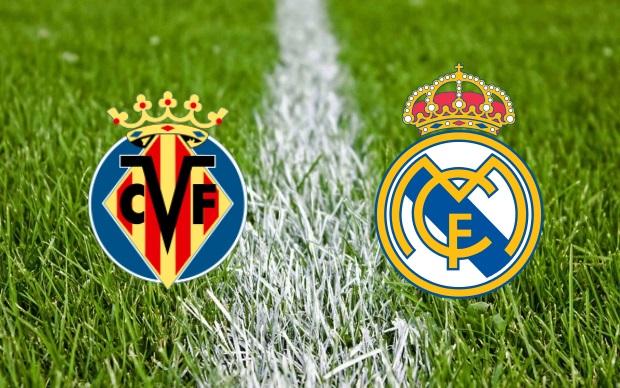Villarreal Real Madrid Formations Photo